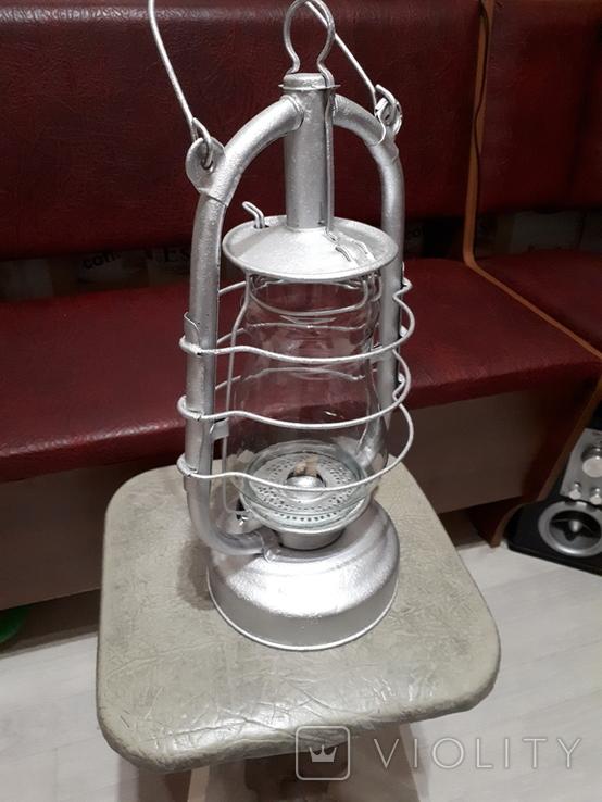 Лампа керосиновая, фото №4