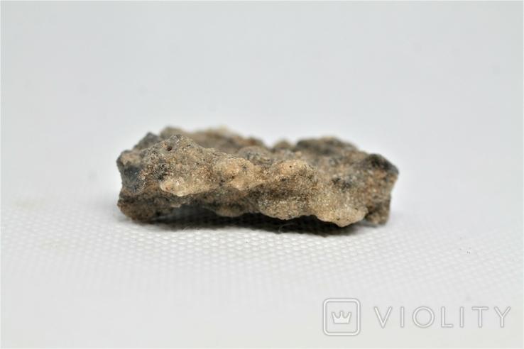Фрагмент фульгурита, 3,8 грам, з серитфікатом автентичності, фото №9