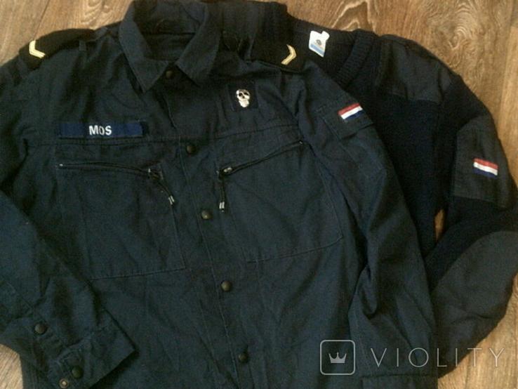 MOS (Нидерланды) - куртка,х/б,свитер, фото №4