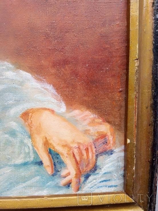 Жіночій портрет, фото №6