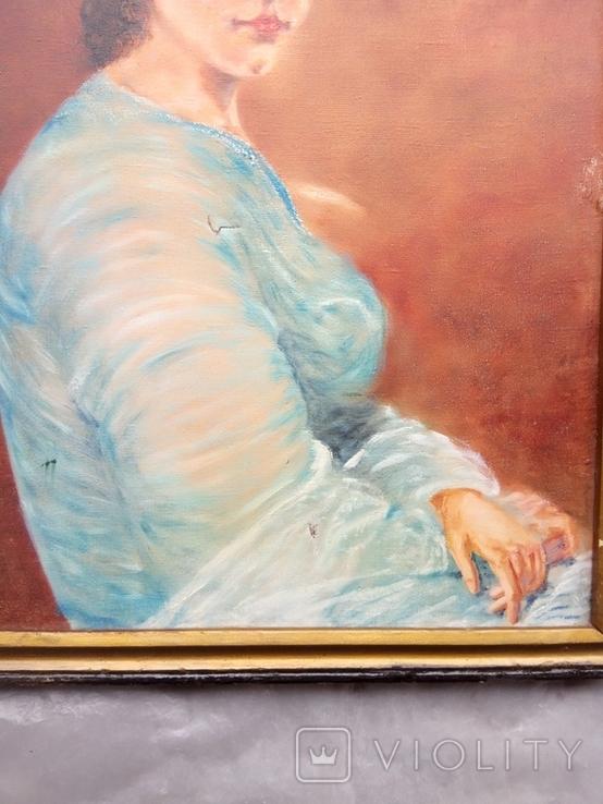 Жіночій портрет, фото №7