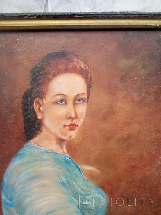 Жіночій портрет, фото №8