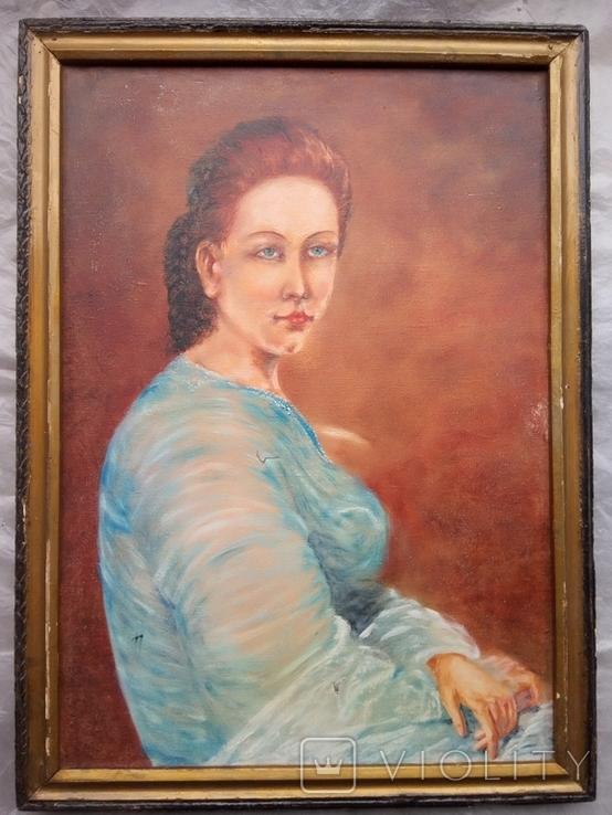 Жіночій портрет, фото №9
