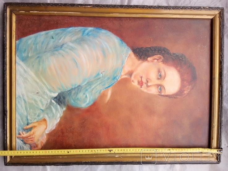 Жіночій портрет, фото №10