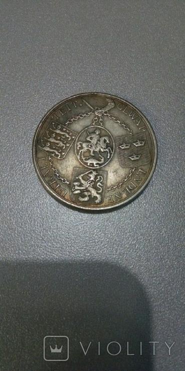 Медаль в память Вооруженного нейтралитета 1780 года Копия, фото №2