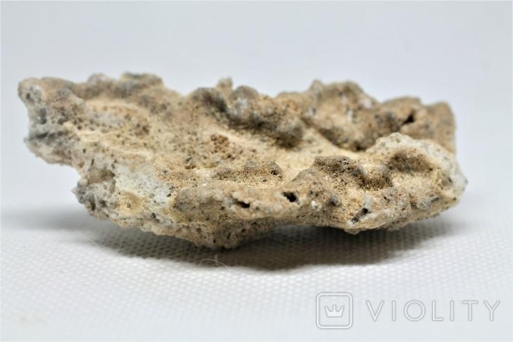 Фрагмент фульгурита, 10,1 грам, з серитфікатом автентичності, фото №6