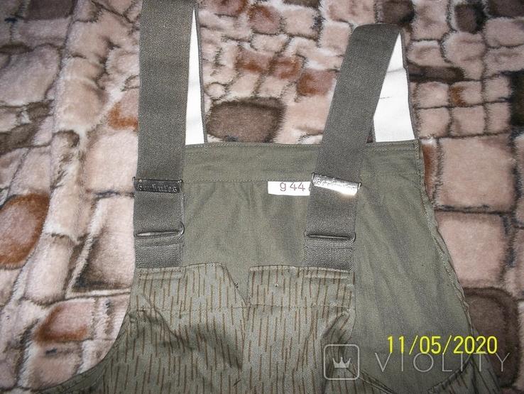 Форма     куртка и  штаны   фенрих -  курсант 4 курс. гдр.  германия., фото №3