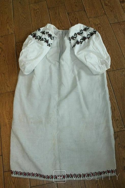 Сорочка вышиванка старинная №46, фото №8