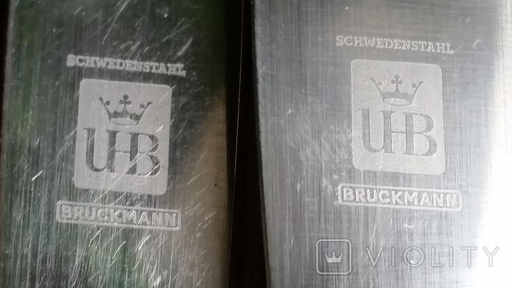 Ножі столовий і десертний, 800 Bruckmann & Sohne, фото №8