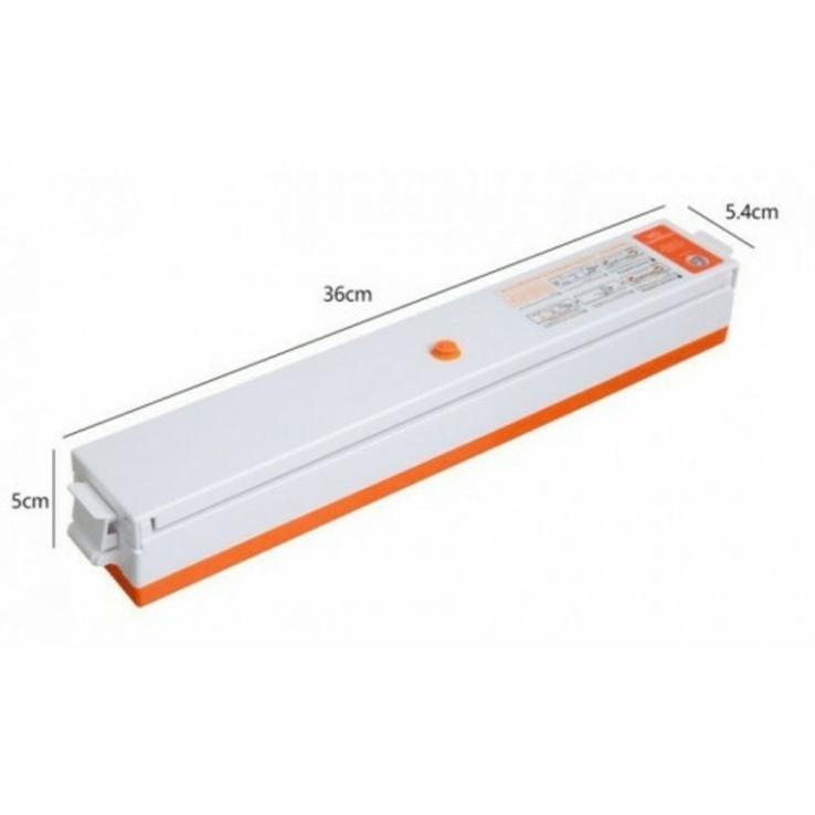 Вакууматор Freshpack Pro вакуумный упаковщик бытовой, фото №4