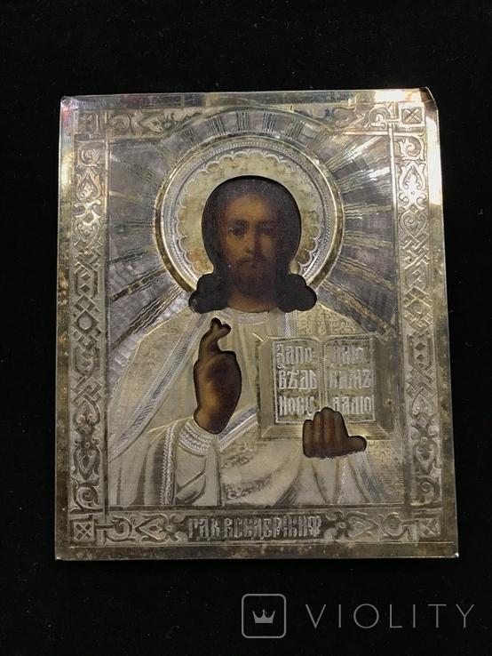 Икона Спаситель 84, фото №7