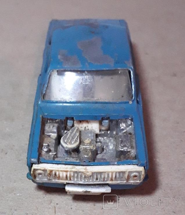 Модель машины Волга М24-01 СССР на реставрацию, фото №6