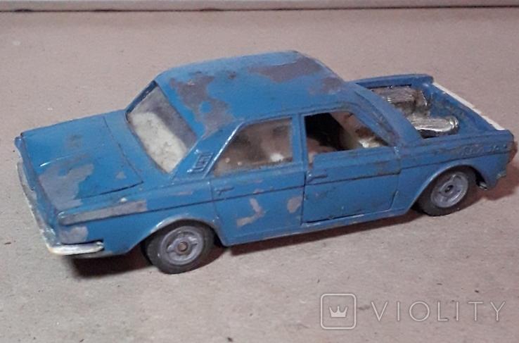 Модель машины Волга М24-01 СССР на реставрацию, фото №7