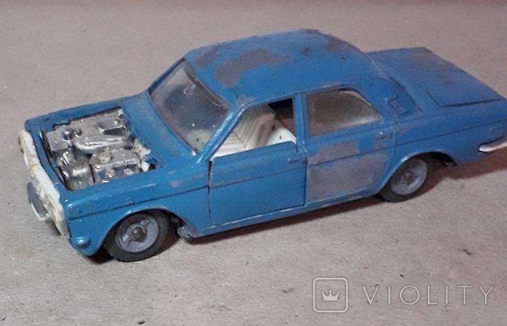 Модель машины Волга М24-01 СССР на реставрацию, фото №8