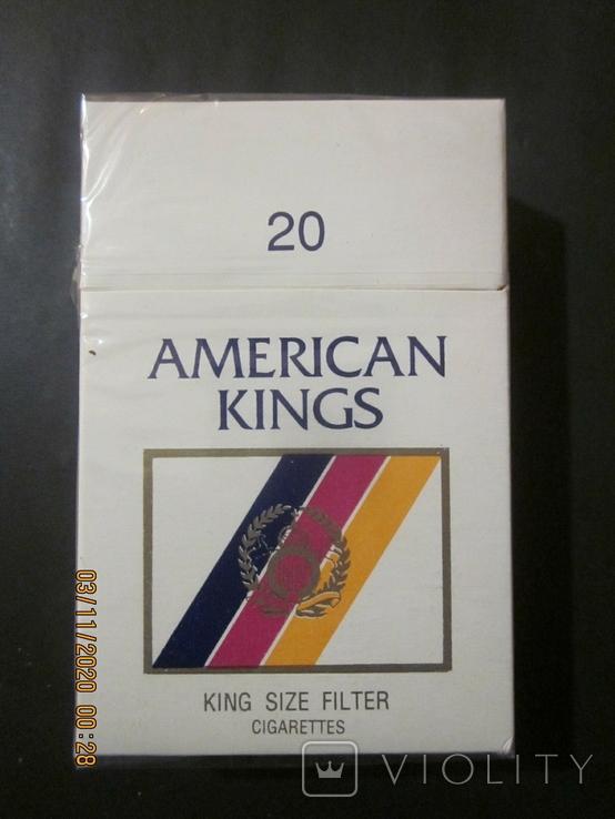 Сигареты kings купить где можно купить машинку для скручивания сигарет