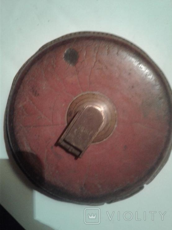 Рулетка  старовина, фото №2