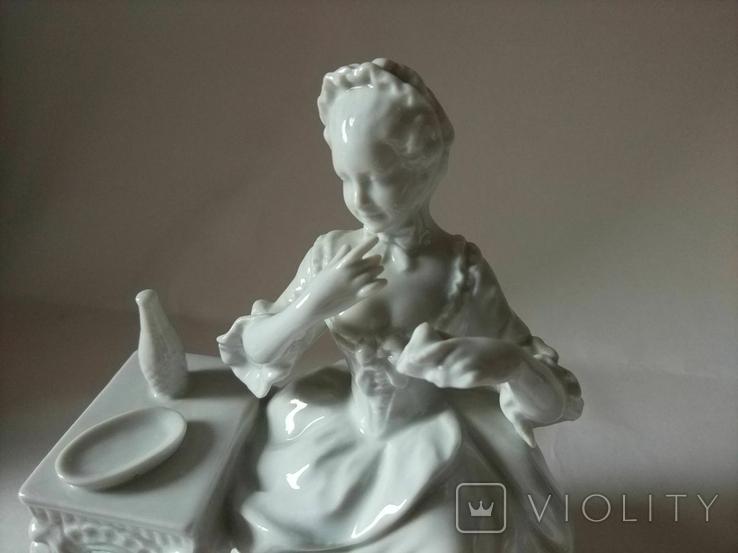 Викторианская леди с вином, Unterweissbach (Германия), фото №7