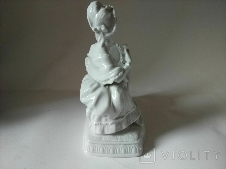Викторианская леди с зеркалом, Unterweissbach (Германия), фото №4