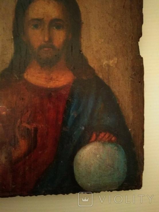 Ікона Ісуса Христа, фото №8