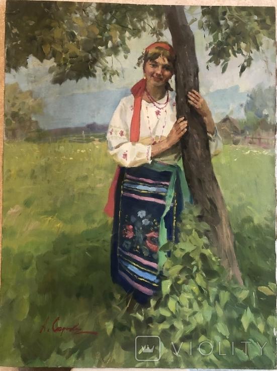 Аркадий Сорока № 6 60х80, фото №2