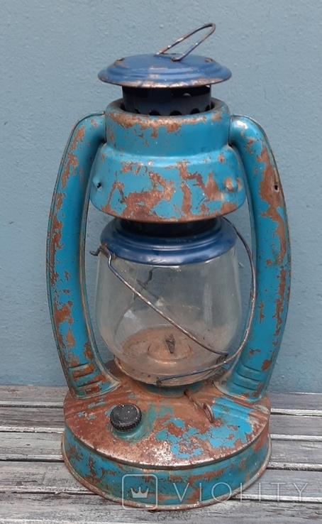Керосиновая лампа STRAUME  ,RIGA, фото №2