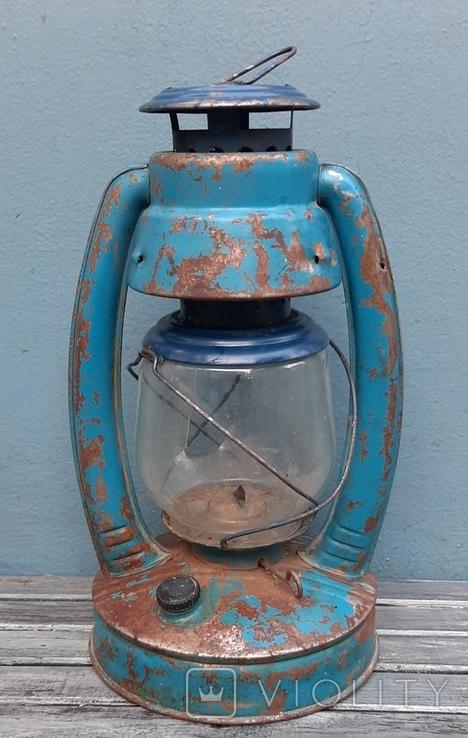 Керосиновая лампа STRAUME  ,RIGA, фото №3