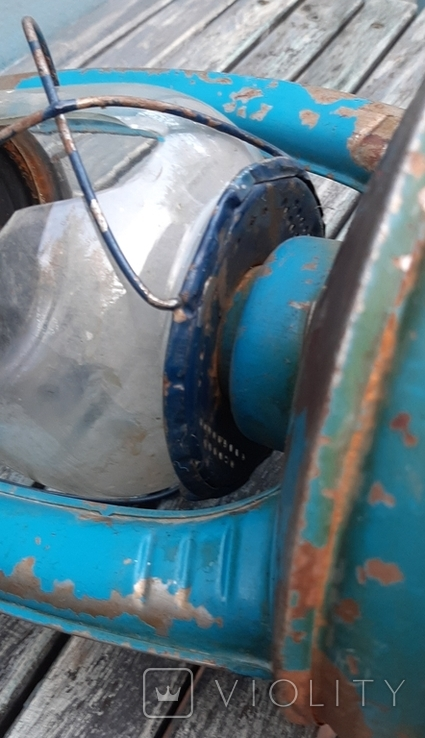Керосиновая лампа STRAUME  ,RIGA, фото №11