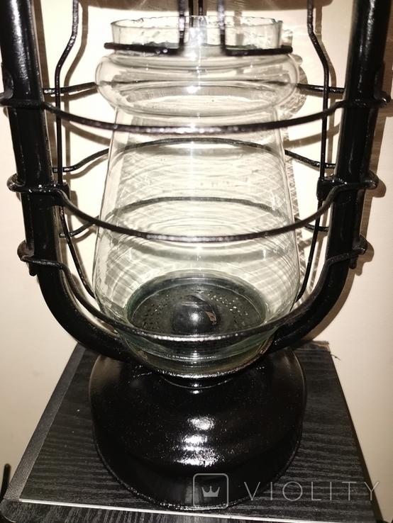 Лампа керосиновая большая, фото №11