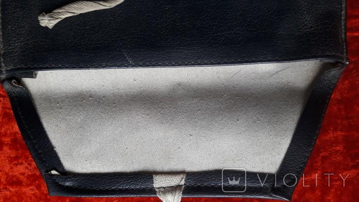 Косметичка Олимпиада и минипапка-косметичка СССР, фото №7