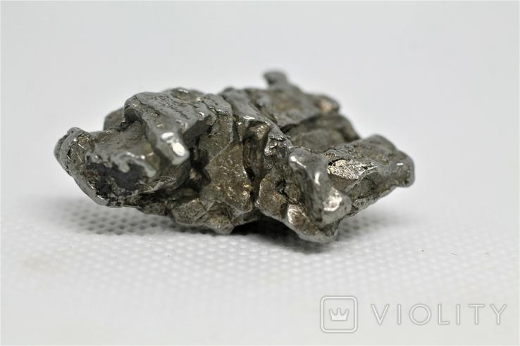 Залізний метеорит Campo del Cielo, 29,8 грам, із сертифікатом автентичності, фото №8