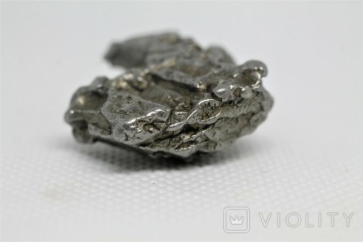 Залізний метеорит Campo del Cielo, 29,8 грам, із сертифікатом автентичності, фото №9