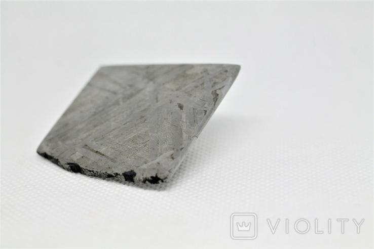 Залізо-кам'яний метеорит Seymchan, 30,0 грам, із сертифікатом автентичності, фото №9