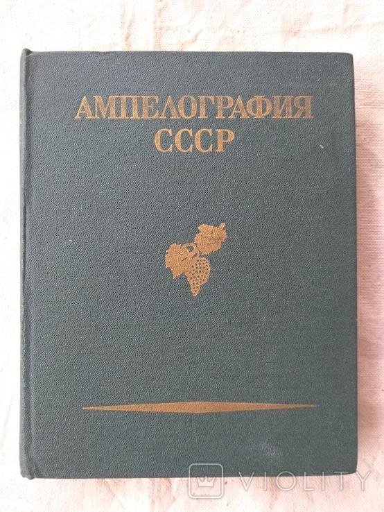Ампелография ссср 1984, фото №2