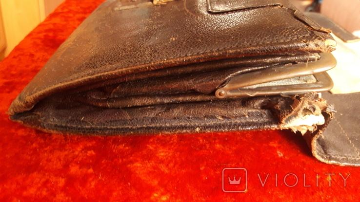 Монтажная сумка с тиснением. Индпошив 40-60е. Цена дореформы 3400 руб, фото №9