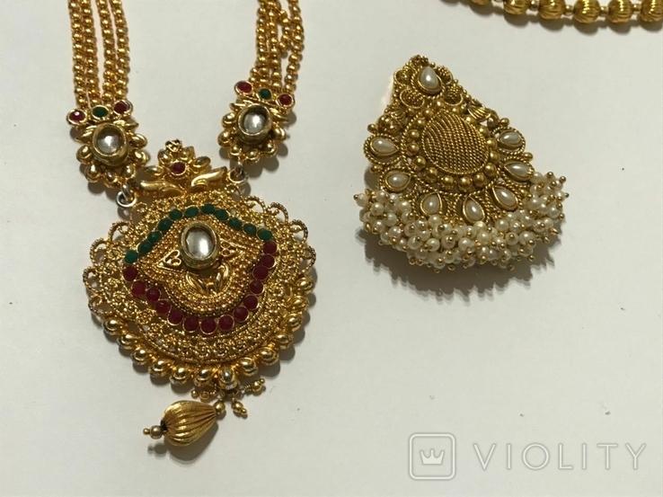 Ожерелье и кулон, фото №3