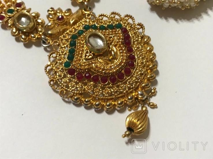 Ожерелье и кулон, фото №5