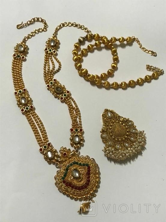 Ожерелье и кулон, фото №6