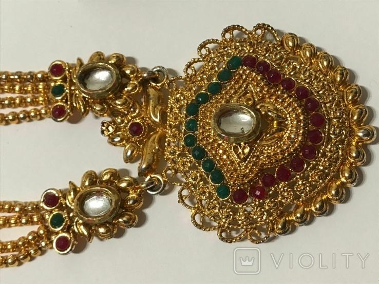 Ожерелье и кулон, фото №11