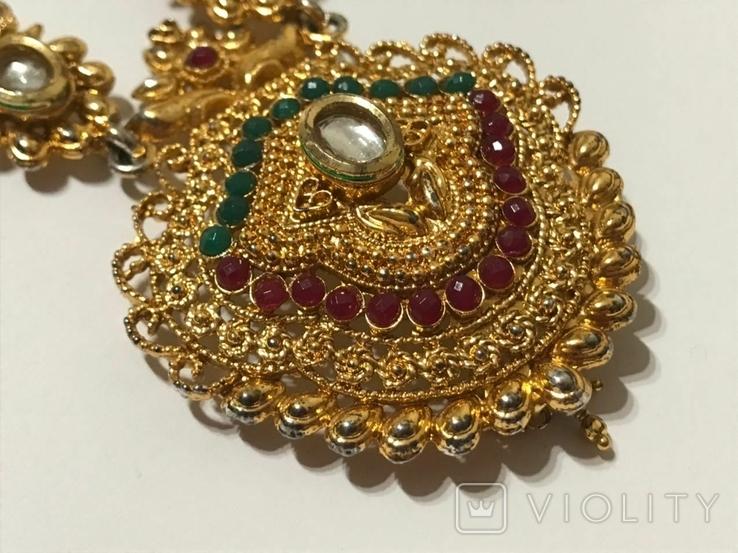 Ожерелье и кулон, фото №12