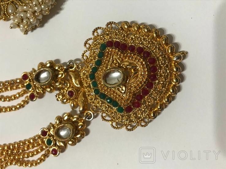 Ожерелье и кулон, фото №13