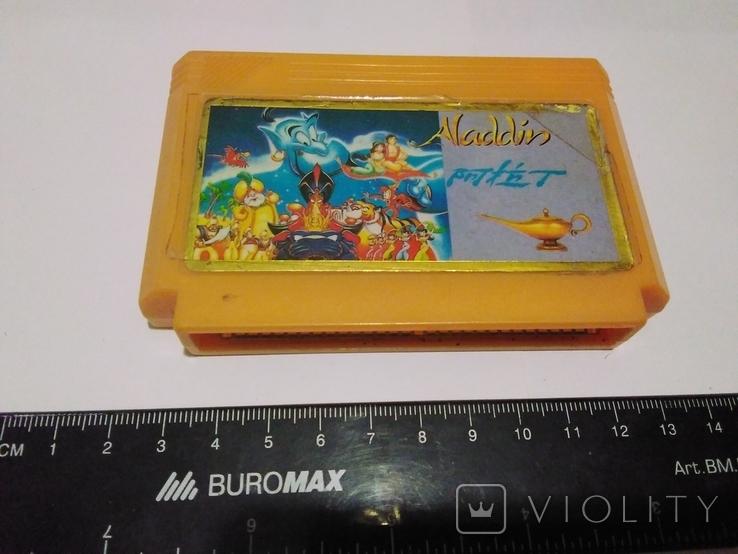 Картридж Aladdin,8 bit, фото №2