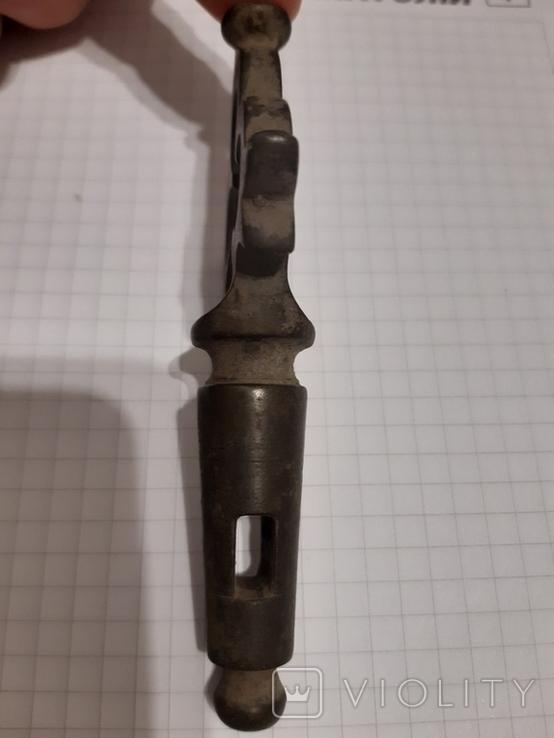 Ключ от самовара большой, фото №4