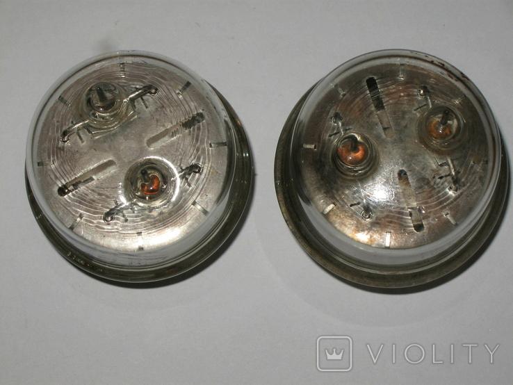 Лампа СССР ГУ-32 в лоте 2 тш. 1969 и 79 год., фото №4