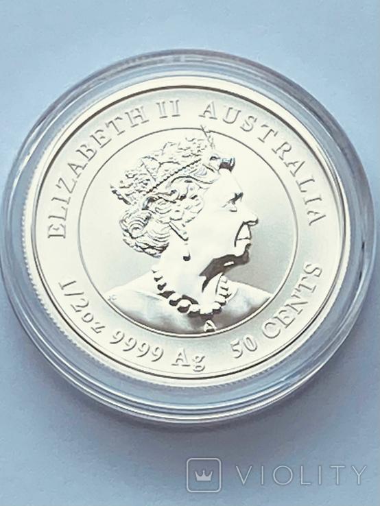 """Туба - 20 монет """"Lunar III - Год Быка"""" 2021 г. (серебро 999, 15,55 г), фото №7"""