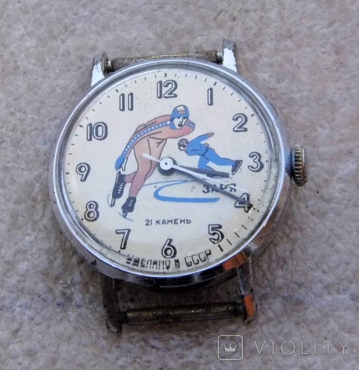 Часы заря  (105), фото №2
