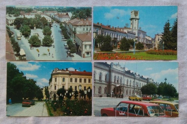 Набор открыток Коломия. 1987г. 10 открыток., фото №5