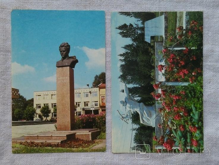 Набор открыток Коломия. 1987г. 10 открыток., фото №9