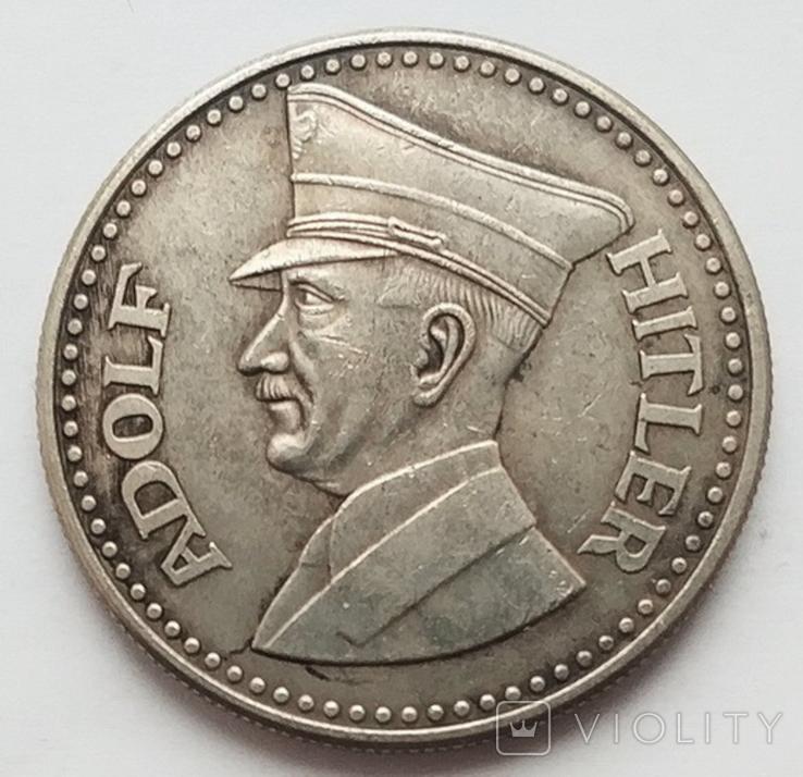 Рейх. Adolf Hitler 1889-1945 (копия), фото №2