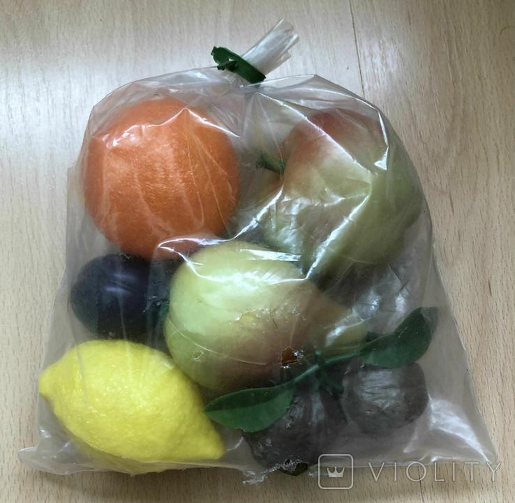 Бутафория муляж фрукты СССР, фото №2
