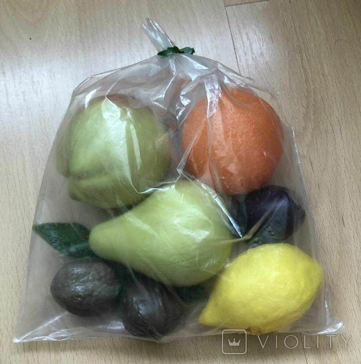 Бутафория муляж фрукты СССР, фото №3